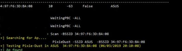 pixiedust - WPS: come controllare se il nostro router è vulnerabile