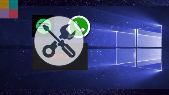 ripristiniamo le app con problemi in windows 10