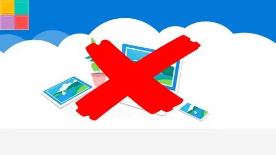 Come rimuovere onedrive da Windows 10