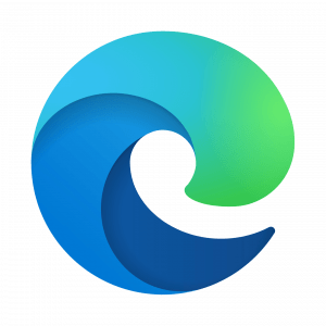 Il nuovo logo di MS Edge basato su Chromium