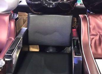 Kit Completo de Material do Salao de Beleza Calhas e Cadeiras