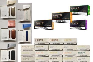 Nós vendemos HEETS Sticks para Iqos a granel em uma base contínua