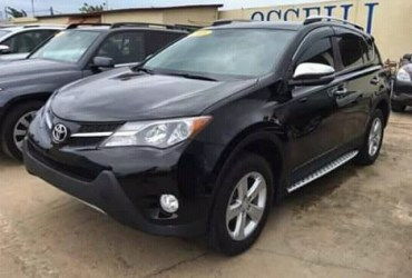 Toyota Rav4 Awd Limited