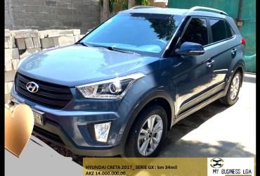 "Hyundai Creta ""2017"