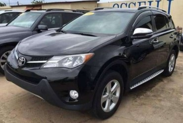 Toyota Rav4 AWD Limited