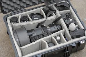 ペリカンケースカメラ