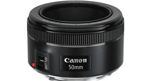 キャノン50mm単焦点が25年ぶりリニューアル!EF50mm F1.8 STM