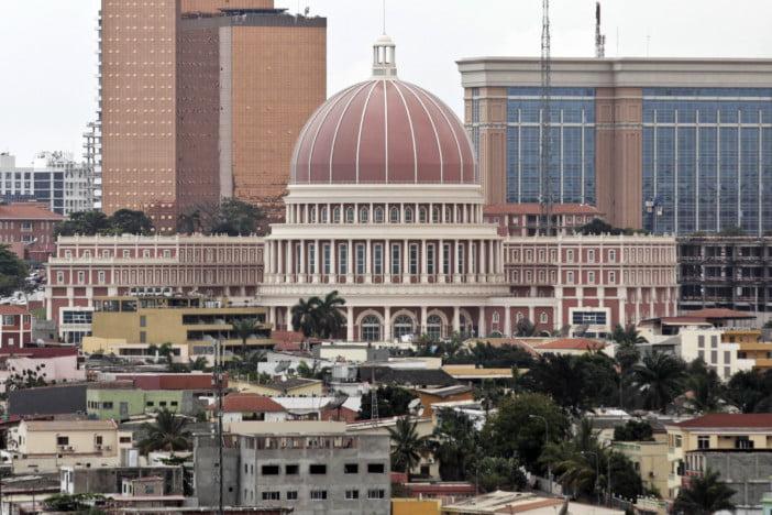 Parlamento angolano