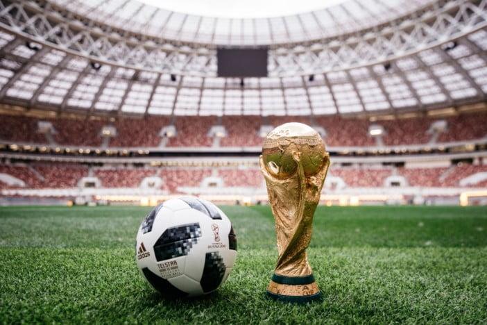 bola do mundial 2018