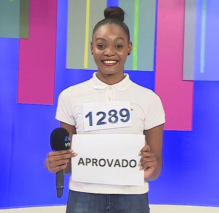 """Brenda Ferreira Conheça os vencedores do casting """"Diamante Bruto"""" da ZAP Angola Nossa"""