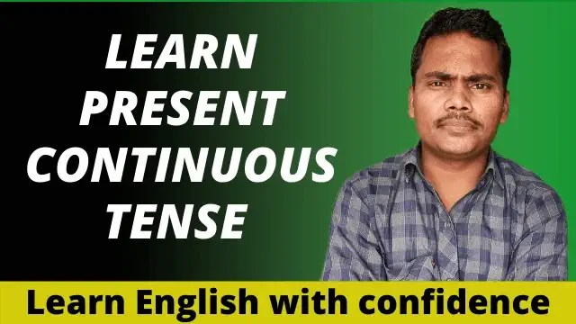 present continuous tense in hindi with examples