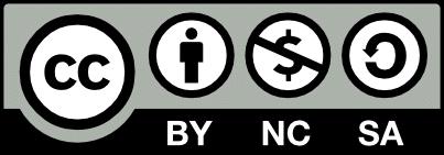 Creative Commons / Attribution - Pas d'Utilisation Commerciale - Partage dans les Mêmes Conditions 3.0 France