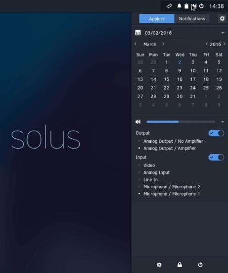 Sortie de Solus 1.1
