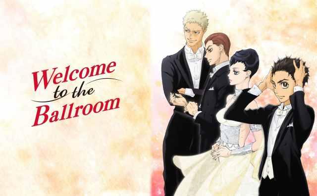 Ballroom e Youkoso