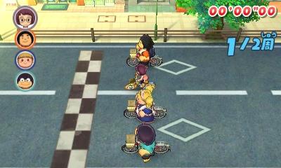 妖怪ウォッチ3 自転車