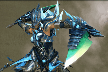 MHXX 双剣