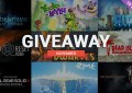 November giveaway, 10 games!