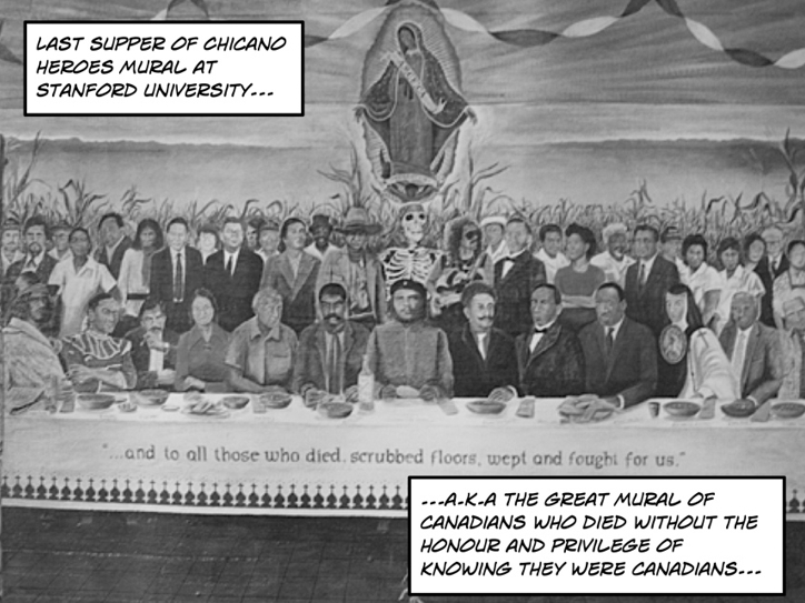 Canadian Chicanos