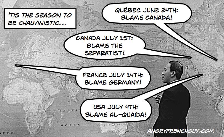 Blame Canada