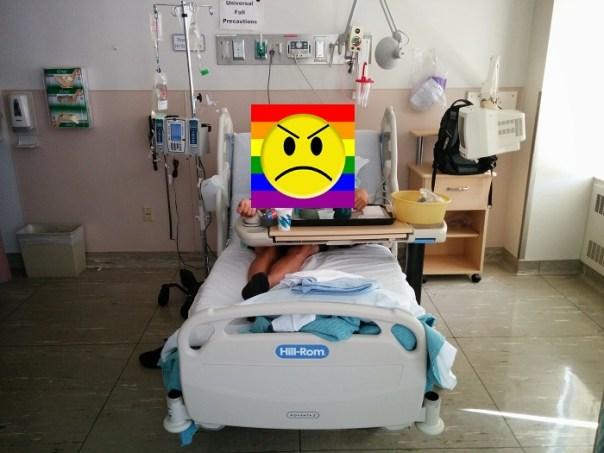 Angry Homosexual Truvada PrEP