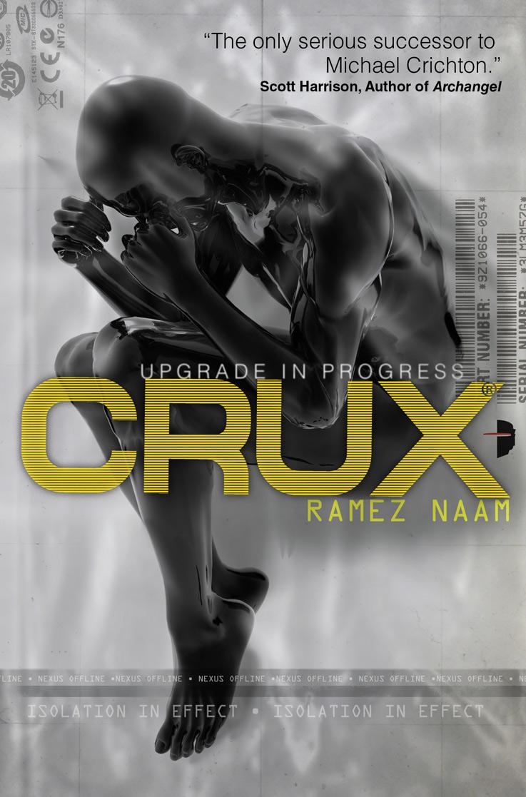 Crux jacket