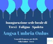 inaugurazione sede locale Angsa Umbria