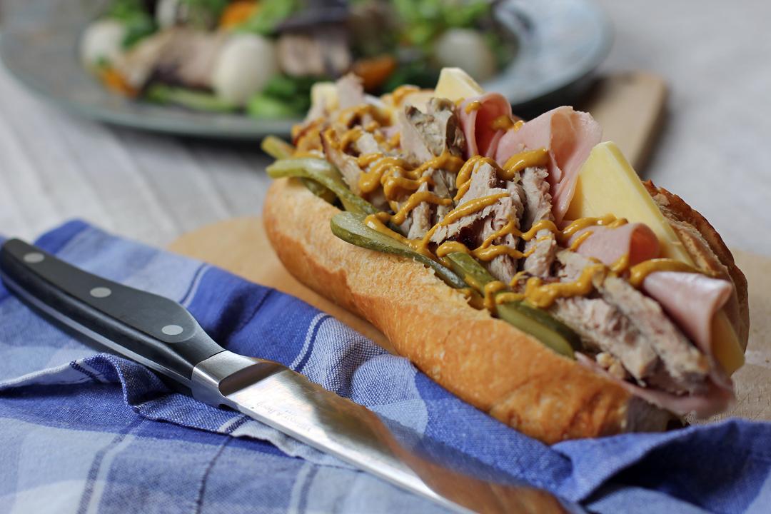 Cuban Sandwich Recipe Food Network