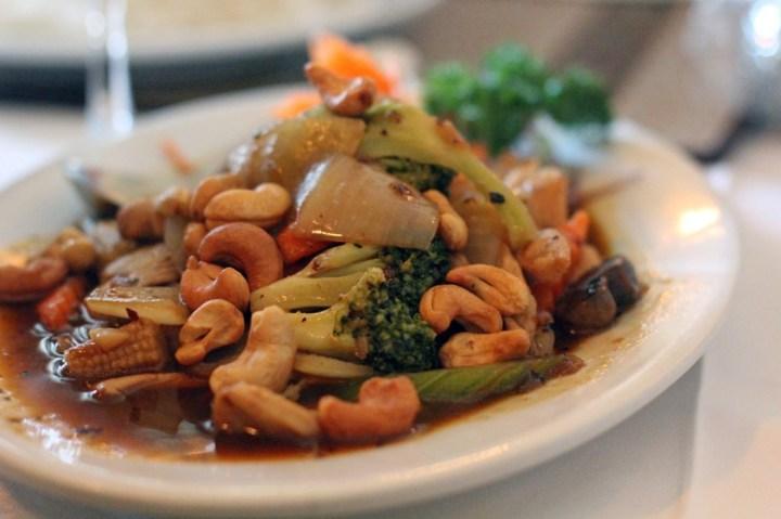 Erawan Thai Chicken Cashew