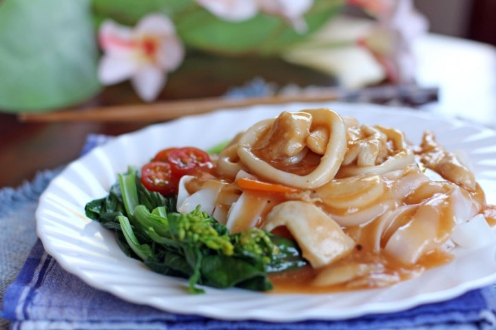 Sarawak Tomato Kuay Teow Wide