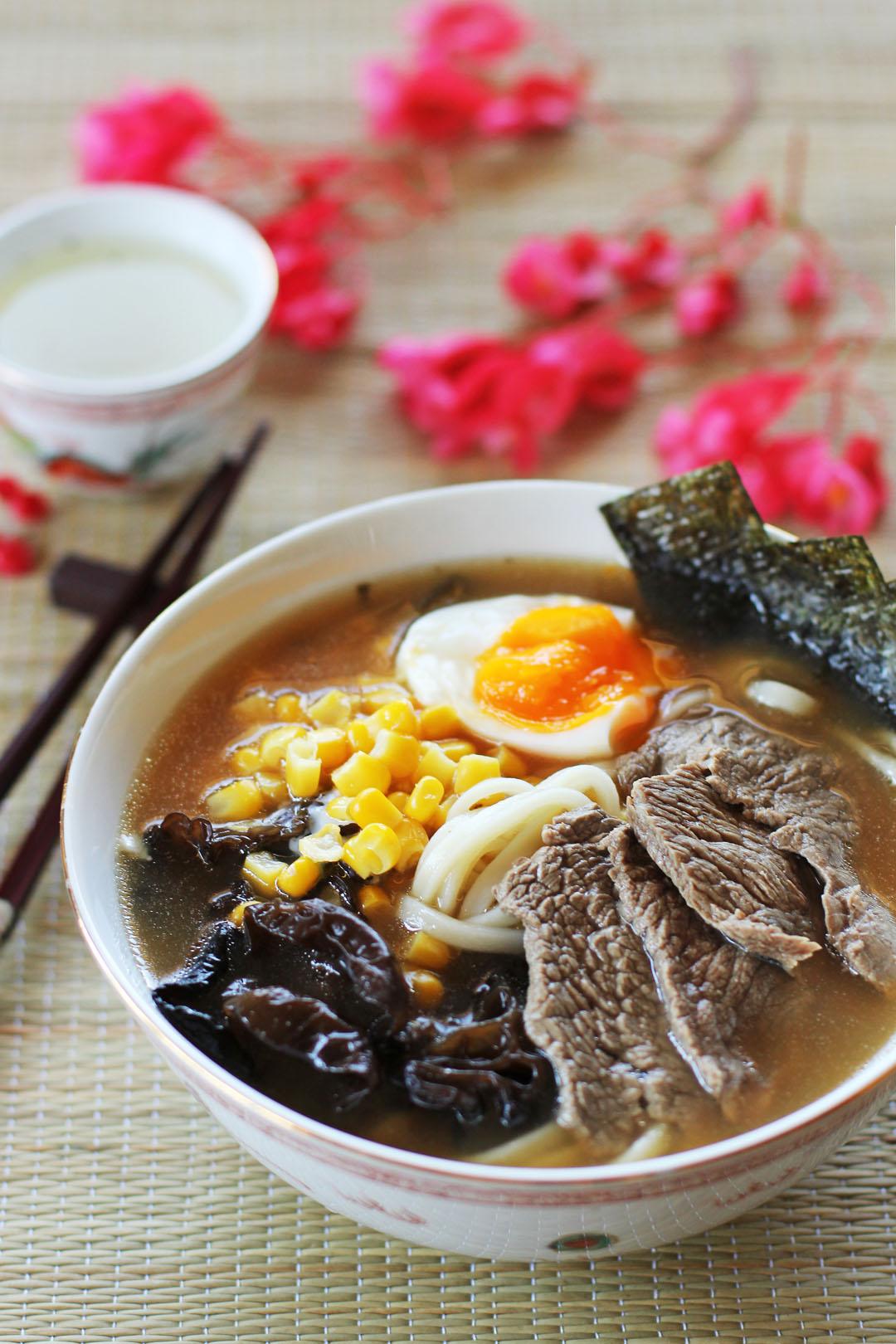 Beef Ramen - Ang Sarap