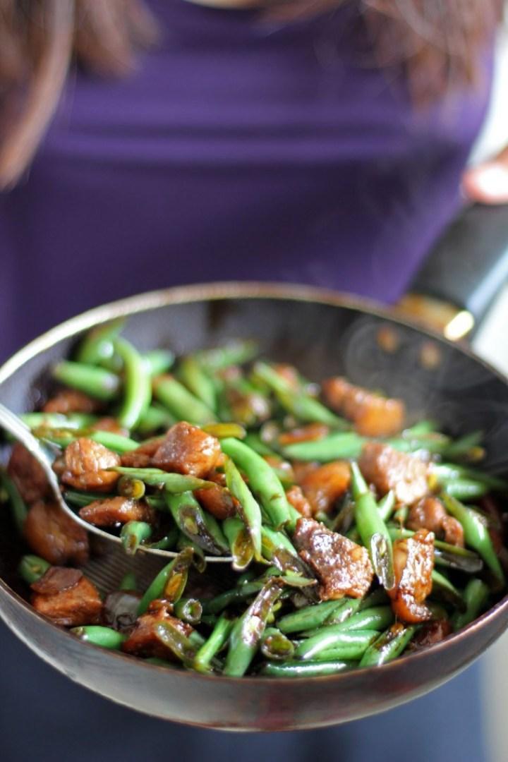 Ginisang Baguio Beans 1