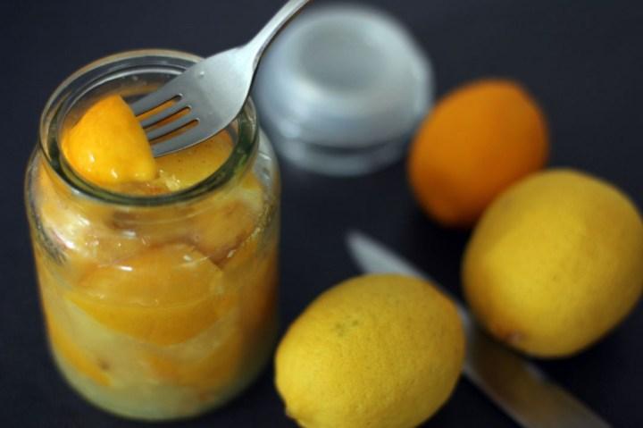 Preserved Lemons Wide
