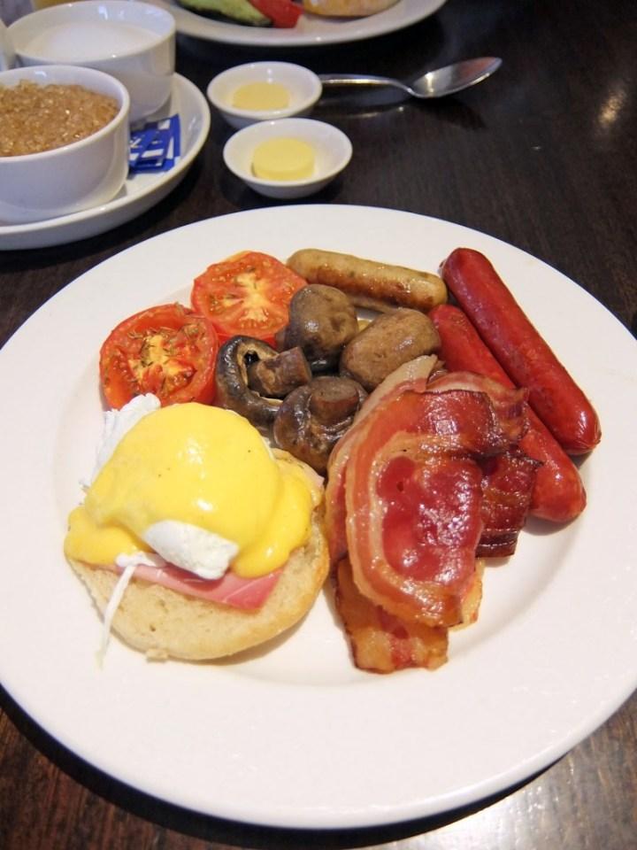 Eight Breakfast 11