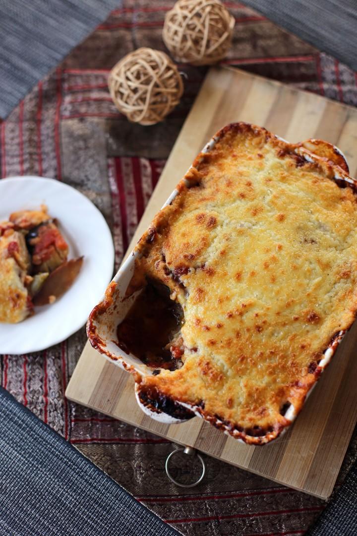 Vegetable Moussaka 2