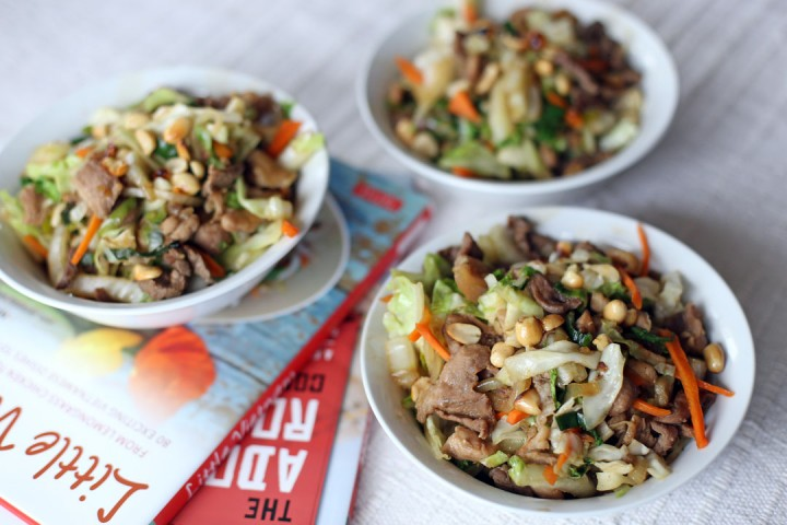 Mongolian Barbecue Wide