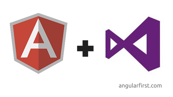 angular-visual-studio