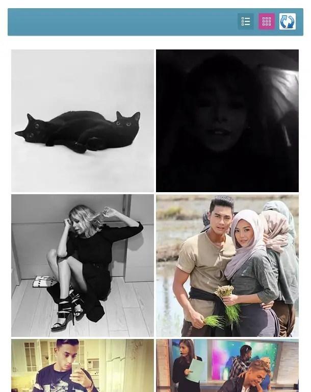 AngularJS Service For Instagram API Popular Photos
