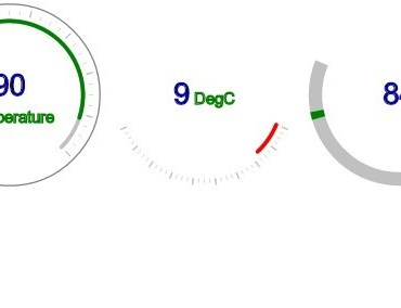 Angular Dialgauge