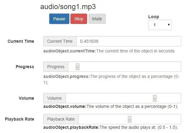Fast and Angular Way of Handling Audio