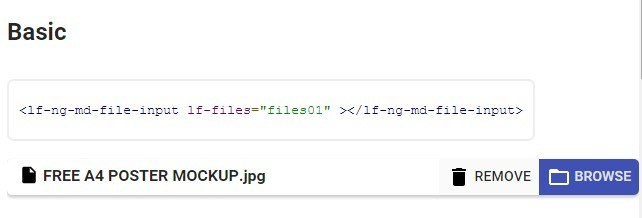 Material Design Image File Input For Angular Angular Script