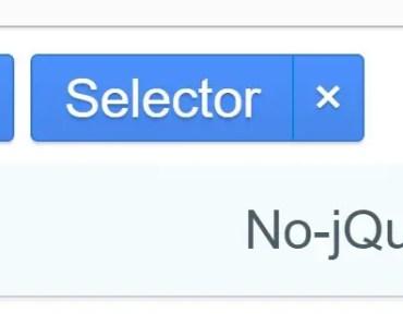 Angular Selector