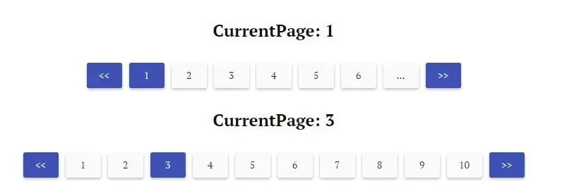 Angular Material Pagination Component   Angular Script