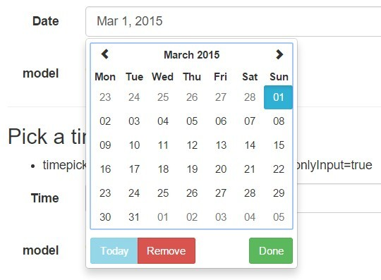 AngularJS Directive For Bootstrap-UI Dropdown Date Picker