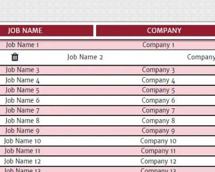 Angular 7 Datatable Example