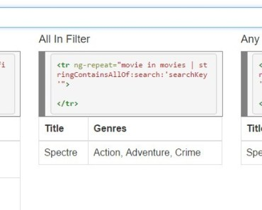 String Contains Filter for Angular