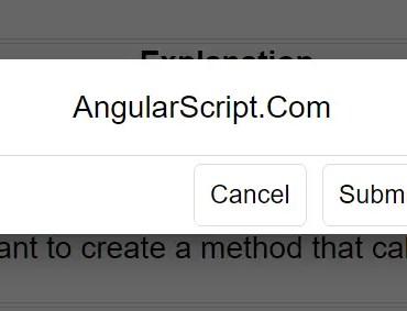 simple-angular-dialog