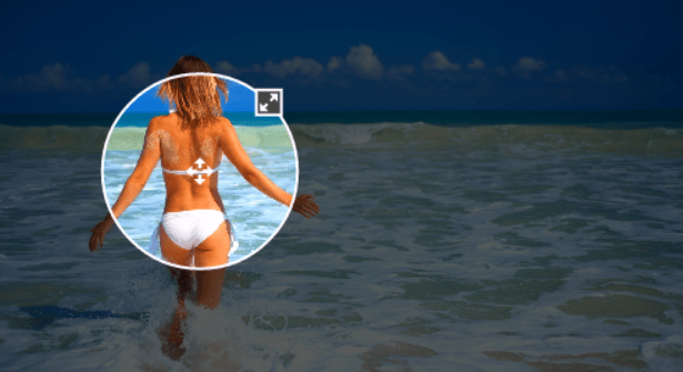 Simple Image Crop directive For AngularJS