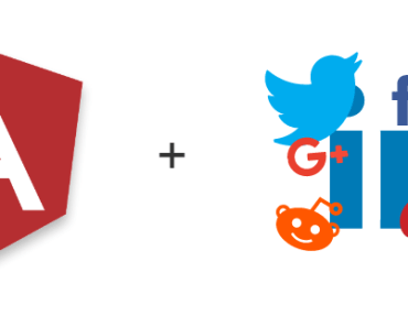 Angular 2 Share Buttons