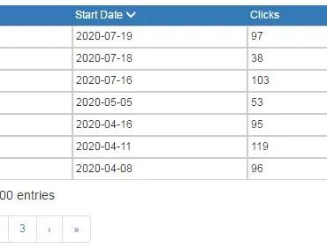 Simple AngularJS Grid Component