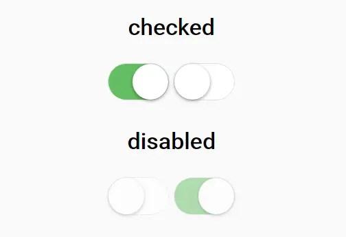 Angular2 UI Switch Component